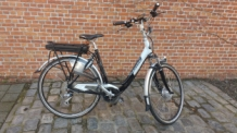 E-bike set LUXUS 2018