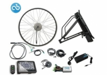 E-bike set achterwielmotor LUXUS