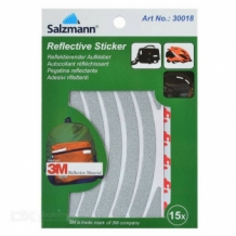 REFLECTERENDE STICKERS  (16)